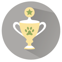 Citizen Canine trophy